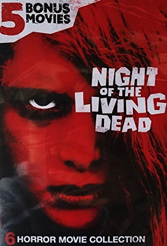 6 Horror Movie Collection/Night of the Living Dead / House on Haunted Hill / Dementia 13 / Night of Bloody Horror / The Brain That Wouldn't Die / Nosferatu