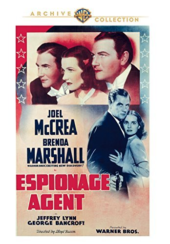 espionage-agent-mccrea-marshall-dvd-mod-this-item-is-made-on-demand-could-take-2-3-weeks-for-delivery