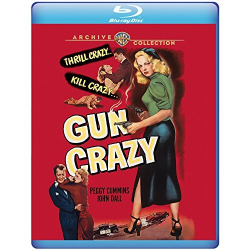 Gun Crazy/Cummins/Dall@Blu-Ray MOD@This Item Is Made On Demand: Could Take 2-3 Weeks For Delivery