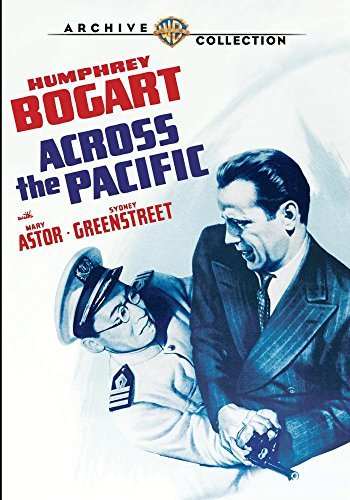 Across the Pacific/Bogart/Astor@DVD MOD@This Item Is Made On Demand: Could Take 2-3 Weeks For Delivery