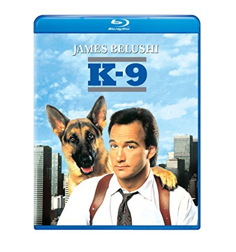 K-9/Belushi/Harris/Lee@Blu-Ray MOD@This Item Is Made On Demand: Could Take 2-3 Weeks For Delivery