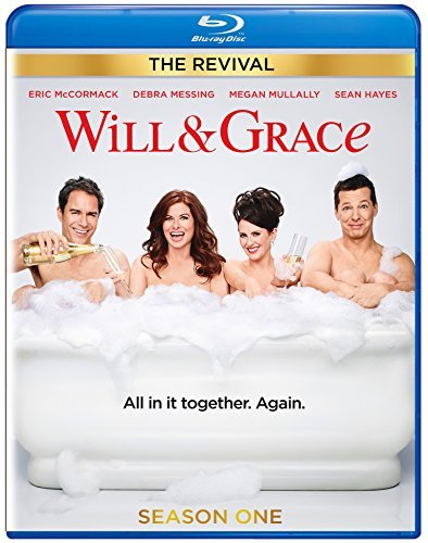 Will & Grace The Revival Season 1 Blu Ray Mod This Item Is Made On Demand Could Take 2 3 Weeks For Delivery