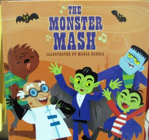Hallmark Monster Mash Musical Book Hallmark Monster Mash Musical Book