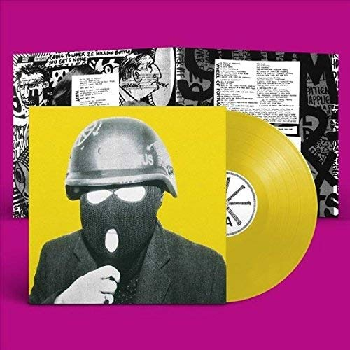 Protomartyr Consolation E.P. (indie Exclusive Yellow Vinyl)