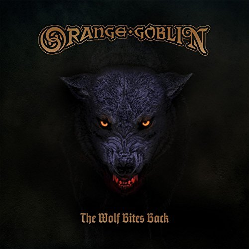 Orange Goblin The Wolf Bites Back Translucent Blue Vinyl