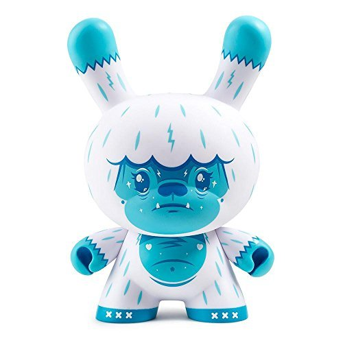 Dunny Kono The Yeti By Squink 8""