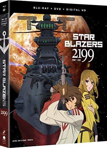 Star Blazers: Space Battleship Yamato 2199/Part 1@Blu-Ray/DVD@NR