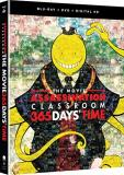 Assassination Classroom The Movie 365 Days Time Assassination Classroom The Movie 365 Days Time Blu Ray Nr