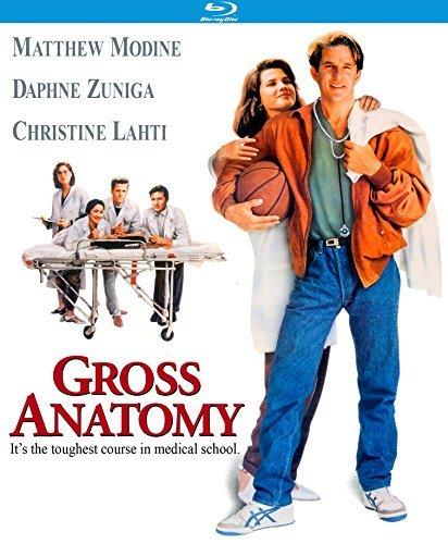Gross Anatomy/Modine/Zuniga@Blu-Ray@PG13