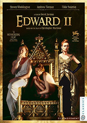 Edward Ii Swinton Waddington DVD R