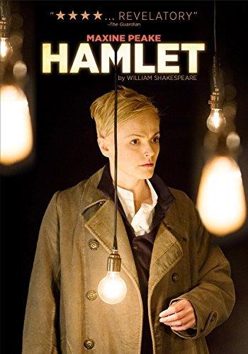 Hamlet/Peake/Shrapnel@DVD@NR
