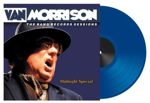 Van Morrison Midnight Special Bang Records Sessions (blue Vinyl) 140g 2lp