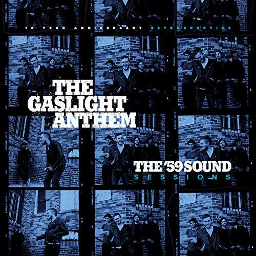 The Gaslight Anthem/The '59 Sound Sessions@Deluxe Edition