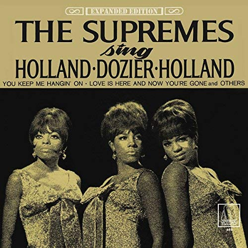 The Supremes The Supremes Sing Holland Dozier Holland Expanded Edition 2 CD