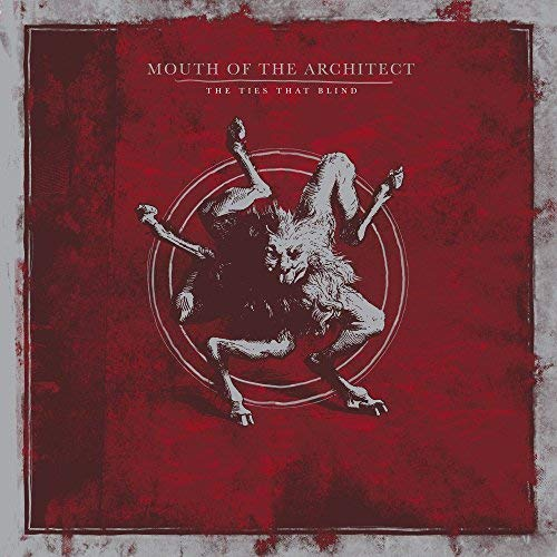 Graywhale. Mouth Of The Architect The Ties That Bind (red