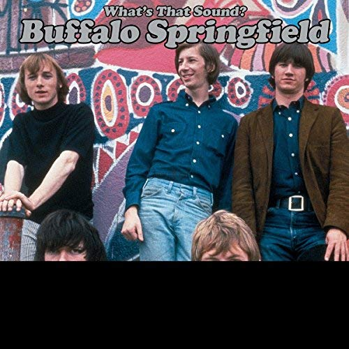 Buffalo Springfield What's That Sound? Complete Albums Collection 5lp