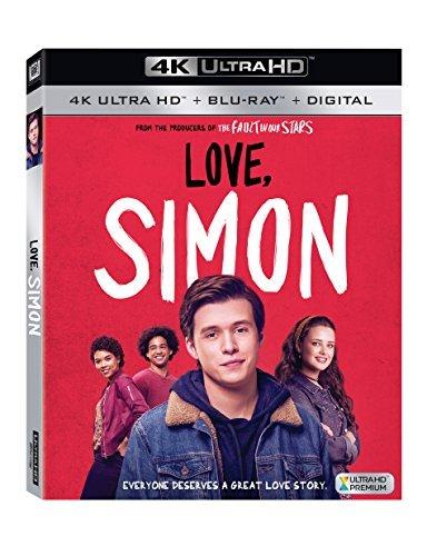 Love Simon/Robinson/Garner/Duhamel@4KHD@PG13