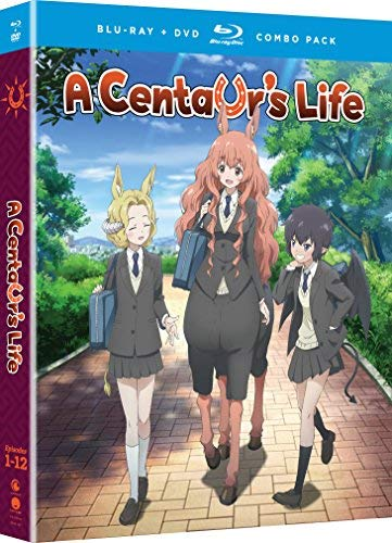 A Centaur's Life/The Complete Series@Blu-Ray/DVD@NR