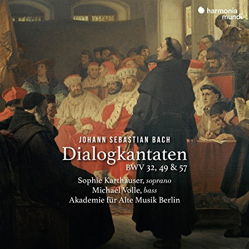 Akademie Fur Alte Musik Berlin/Bach: Dialogkantaten Bwv32, 49