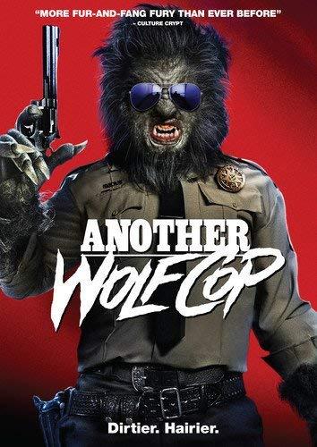 Another Wolfcop/Fafard/Bisson/Matysio@DVD@NR
