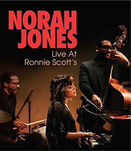 Norah Jones Live At Ronnie Scott