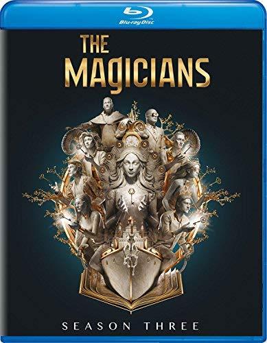 Magicians/Season 3@Blu-Ray