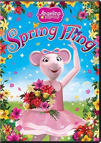 Angelina Ballerina/Spring Fling@DVD