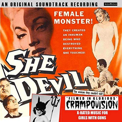 She Devil: Filmed In Glorious/She Devil: Filmed In Glorious