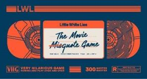 Little White Lies The Movie Misquote Game