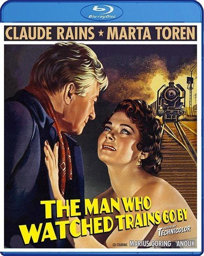 Man Who Watched Trains Go By Rains Toren Blu Ray Nr