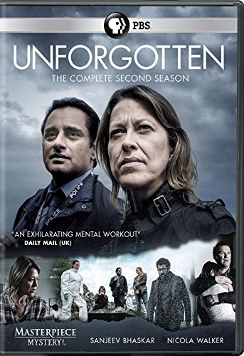 Unforgotten Season 2 DVD