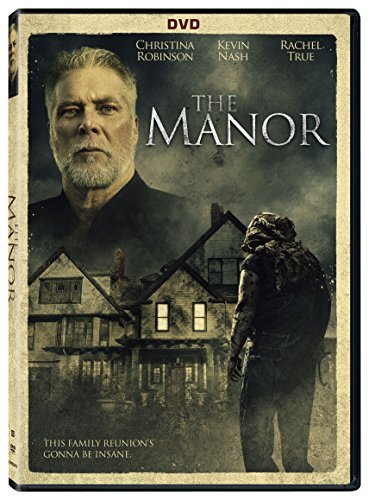 The Manor Robinson Nash True DVD R