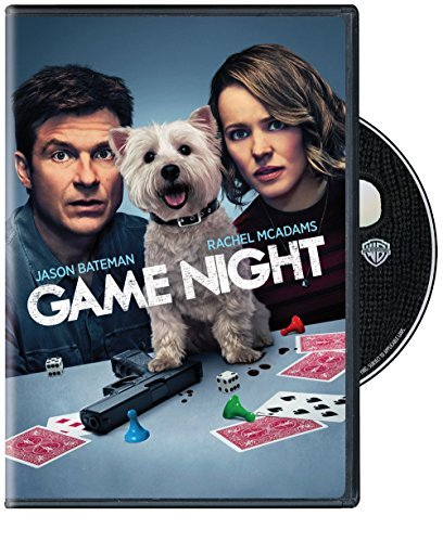 Game Night/Bateman/McAdams@DVD@R