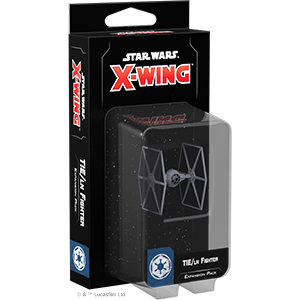 Star Wars X Wing 2e Tie Ln Fighter Second Edition