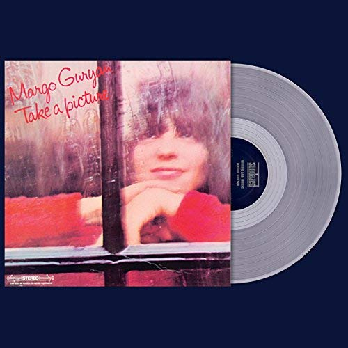 Margo Guryan Take A Picture Clear Vinyl