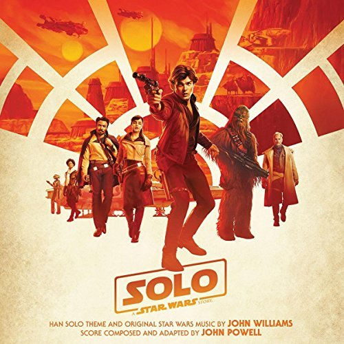 Star Wars: Solo - A Star Wars Story/Soundtrack@John Powell