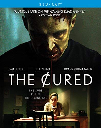 The Cured Page Keeley Vaughan Lawlor Blu Ray R
