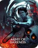 Army Of Darkness Campbell Davidtz Blu Ray Limited Edition Steelbook