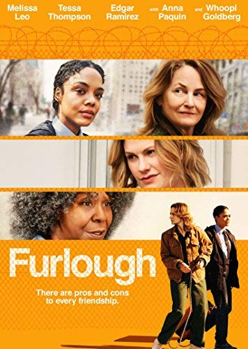 Furlough Thompson Paquin Goldberg Leo DVD R