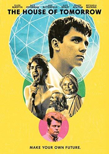 The House Of Tomorrow/Butterfield/Burstyn/Offerman/Wolff@DVD@NR