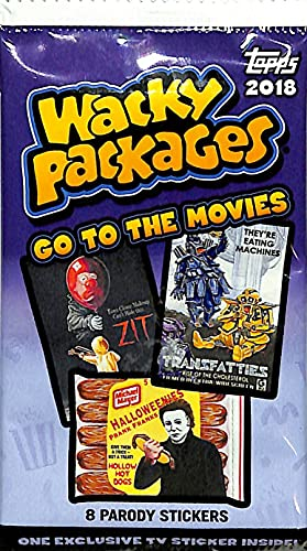 Wacky Packages Go To The Movies