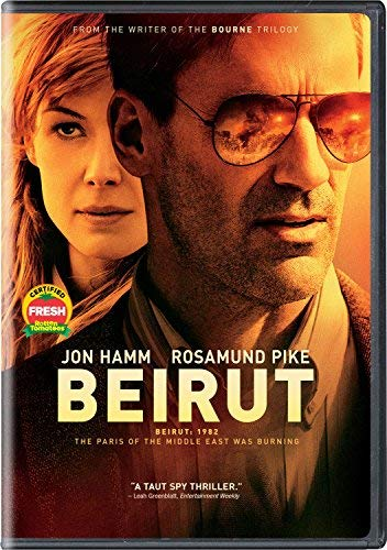 Beirut/Pike/Hamm@DVD@R