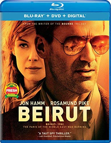 Beirut/Pike/Hamm@Blu-Ray/DVD/DC@R