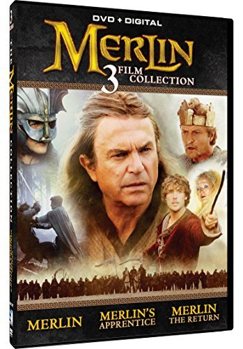 Merlin/Collection@DVD/DC