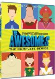 Awesomes Complete Series Blu Ray