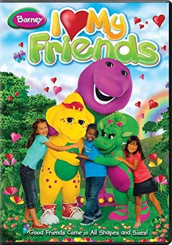 Barney: I Love My Friends/Barney: I Love My Friends