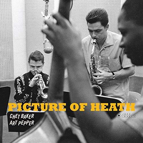 Chet Baker / Art Pepper/Picture Of Heath@LP