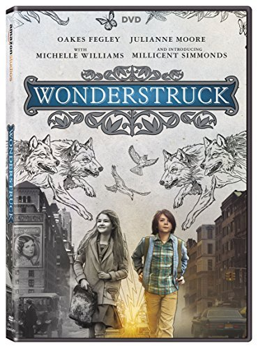 Wonderstruck/Fegley/Moore/Williams@DVD@PG