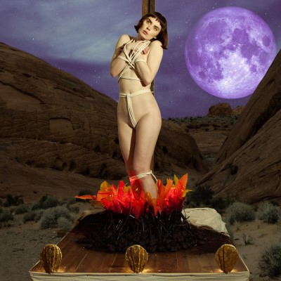 Young Ejecta Build A Fire Lp