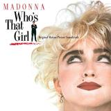 Madonna Who's That Girl Original Motion Picture Soundtrack Back To The 80's Exclusive